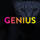 GENIUS - Ambitious Coming Soon Template