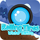 Rolling Tires : Winter Edition Endless Adictive Android Game