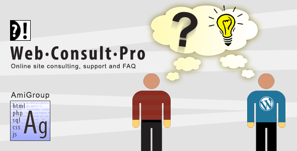 Web-Consult-Pro – Consulting, Support And FAQ