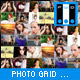 Photo Grid Template