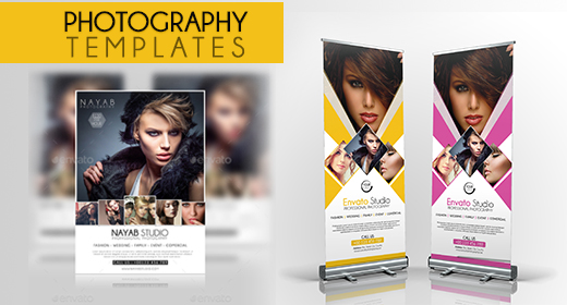 Photography Flyers & Banner Ads
