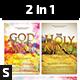 God Will Make a Way Church Flyer