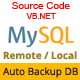 Auto Backup MySQL with VB.Net Source Code