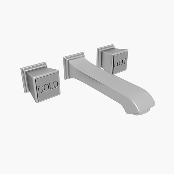 Tap Model 2 - 3DOcean Item for Sale