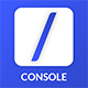 Console - Responsive One Page App Template