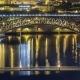 The Dom Luis I Bridge Is a Metal Arch Bridge