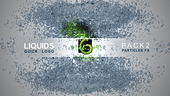 Liquid Quick Logo Pack 2