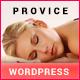 Provice WordPress Landing Page Theme