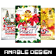 3 in 1 Christmas Flyer/Poster Vol.1