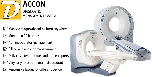 D-accon Diagnostic Management System (Project Management Tools) images
