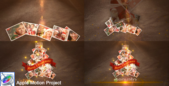 Download Christmas Photos - Apple Motion nulled download