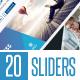 20 Sliders