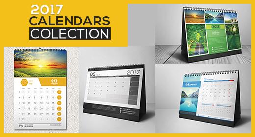 2017 Calendar Collection