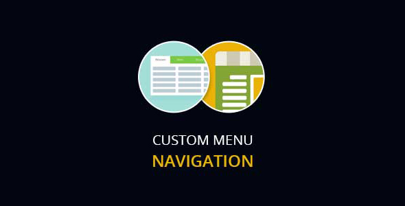 Download Custom Menu Navigation