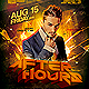 After Hours Event Flyer