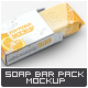 Soap Bar Package Mock-Up
