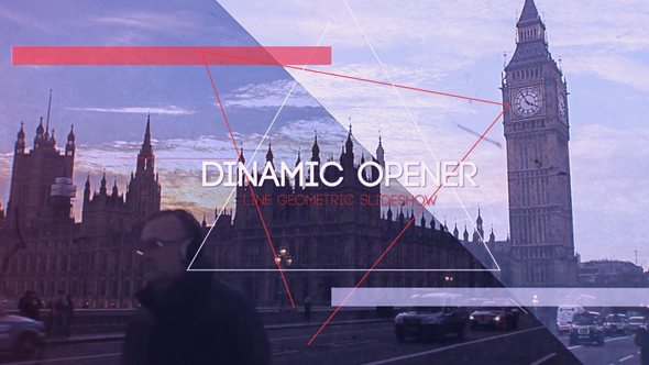 Elegant Opener // Geometric
