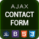 Ajax Contact Pro - Multi-language HTML5, Bootstrap Contact Form