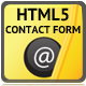HTML5 Pop Up Contact Form With AJAX - CodeCanyon Item for Sale