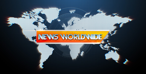 Download Worldwide News Ident nulled download