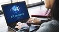 E-Commerce Digital Marketing Global Business Online Technology C