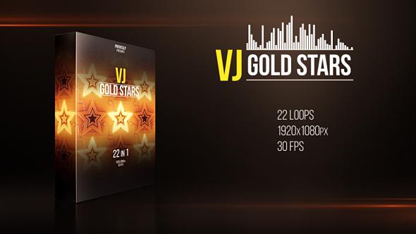 Download VJ Gold Stars nulled download