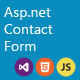 Asp.net Contact Form - HTML Email (Bootstrap Edition)