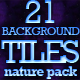 Background Tiles 21 Nature Pack - ActiveDen Item for Sale