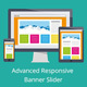 Responsive Banner Slider (Advanced)
