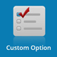 Marketz Pro - Custom Options - Addon