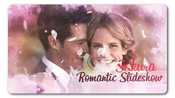 Download Sakura Wedding | Cinematic Slideshow nulled download