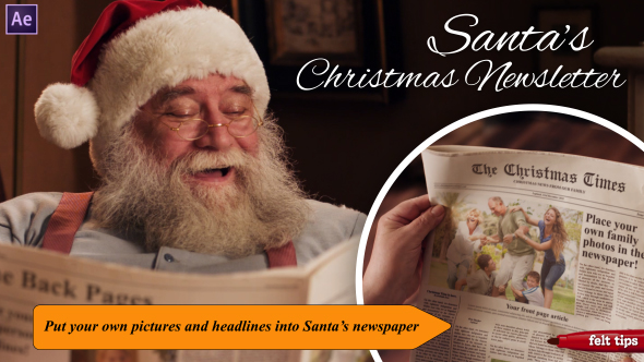 Download Santa's Christmas Newsletter nulled download