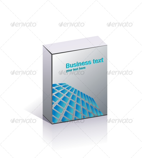 Blank business packing - Concepts Business
