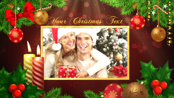 VideoHive Christmas Special Promo Apple Motion 18916727