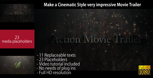 VideoHive Action Movie Trailer 1860815