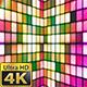 Broadcast Twinkling Hi-Tech Cubes Walls - Pack 01