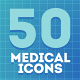 50 Medical Motion Icons
