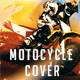 Motocycle Grunge Cover Facebook