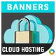 Cloud Hosting Banners
