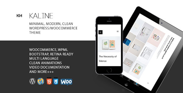 Download Kaline - Multipurpose, Minimal Creative WooCommerce Theme nulled download
