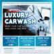 Car Wash Poster 06