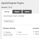 Agree/Disagree Interactive Voting Social Plugin
