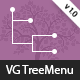 VG TreeMenu - Tree menu for WordPress and WooCommerce