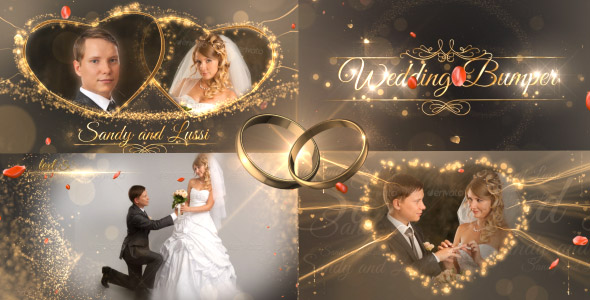 Wedding package (miscellaneous) after effects templates | f5.