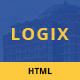 Logix - Responsive One Page HTML Template