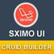 CRUD GENERATOR - SXIMO UI PLATFORM