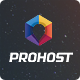 ProHost - Power Pack Hosting Theme
