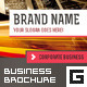 Professional Corporate Business Brochure Vol. 2 - GraphicRiver Item for Sale