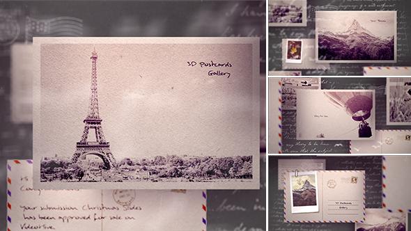 3D Postcards Gallery (Special Events)