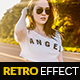 Retro Effect Lightroom Presets